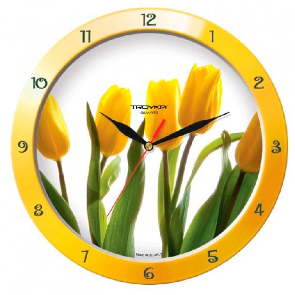 Часы настенные Troyka 11150165