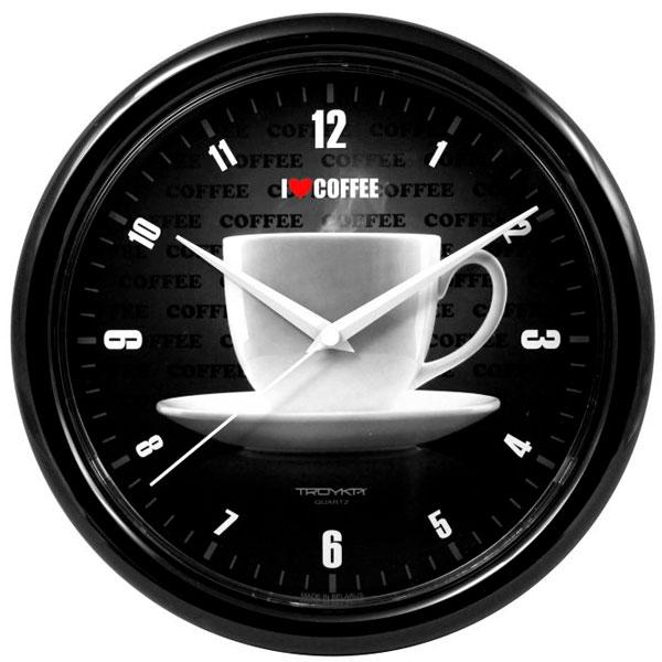 Часы настенные troyka 21200265
