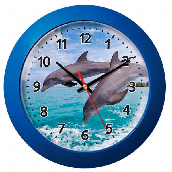 Часы настенные Troyka 51540520
