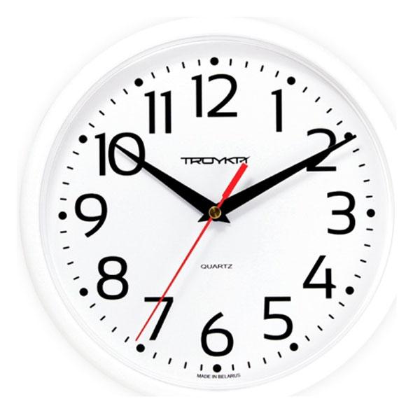 Часы настенные Troyka 91910912
