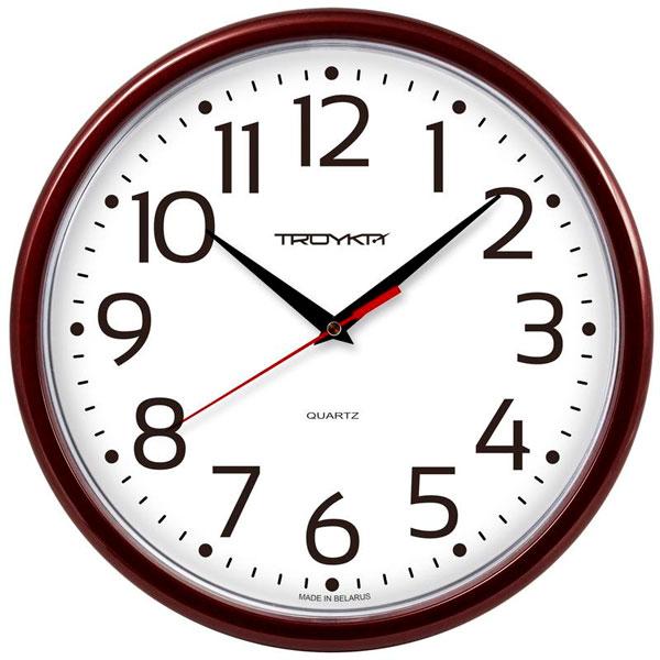 Часы настенные Troyka 91931912