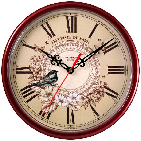 Часы настенные Troyka 91931938