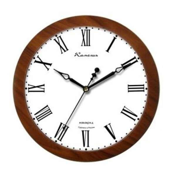 Часы настенные Камелия Римские 4505093