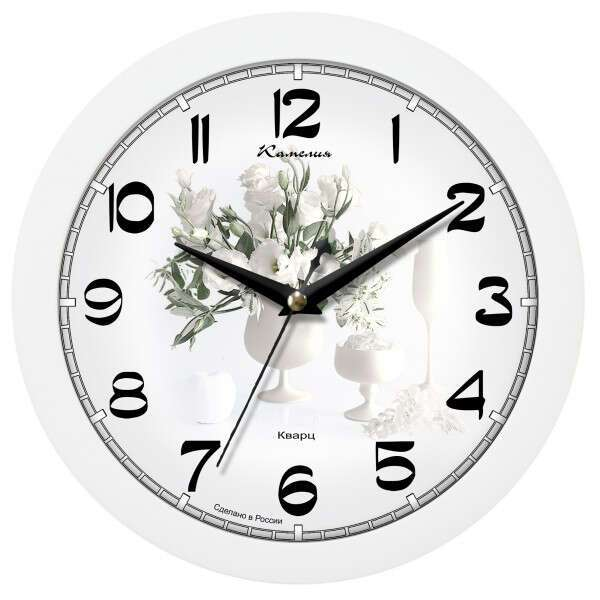 "Часы настенные Камелия ""Композиция 1"" 44131"