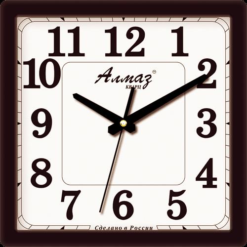 Часы настенные Алмаз 1301 классика