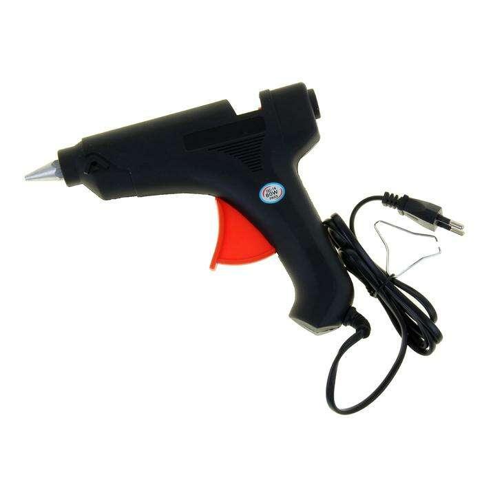 Клеевой пистолет Tundra  Basic 80 Вт