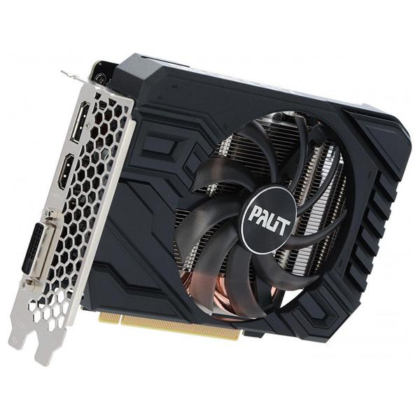 Видеокарта Palit GTX1660Ti Stormx 6G