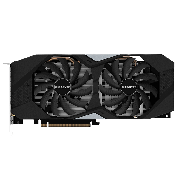Видеокарта Gigabyte RTX2060 Windforce OC 6GB (GV-N2060WF2OC-6GD) DVI, HDMI, 3-DP