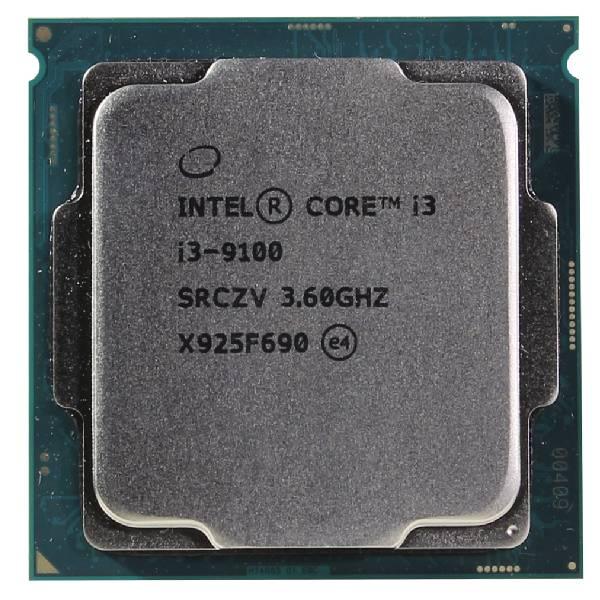Процессор Intel Сore i3-9100 OEM (Socket1151)