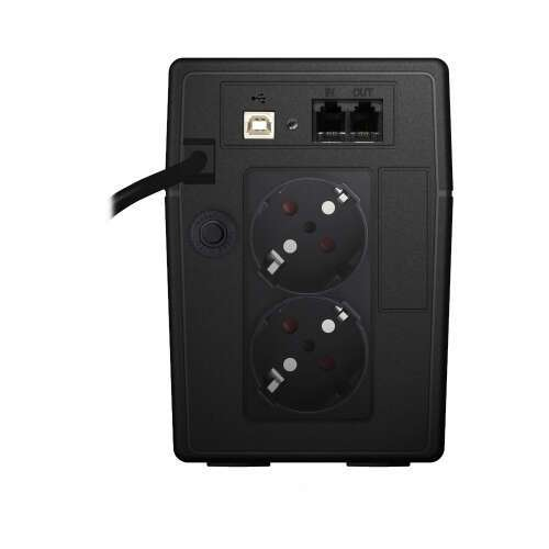 Источник бесперебойного питания Volta Active LCD 850VA
