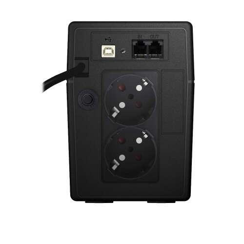 Источник бесперебойного питания Volta Active LED 650VA