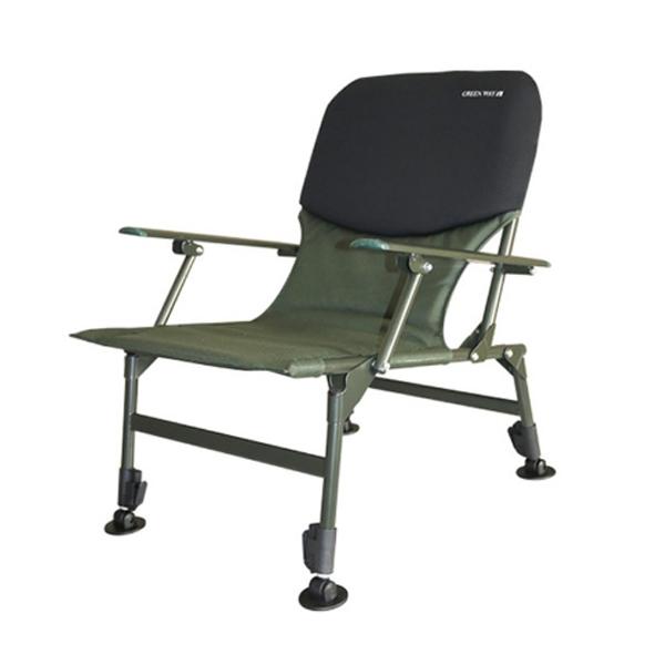 Раскладное кресло Green Way с неопреновой спинкой (001-HYС-ALW Э)