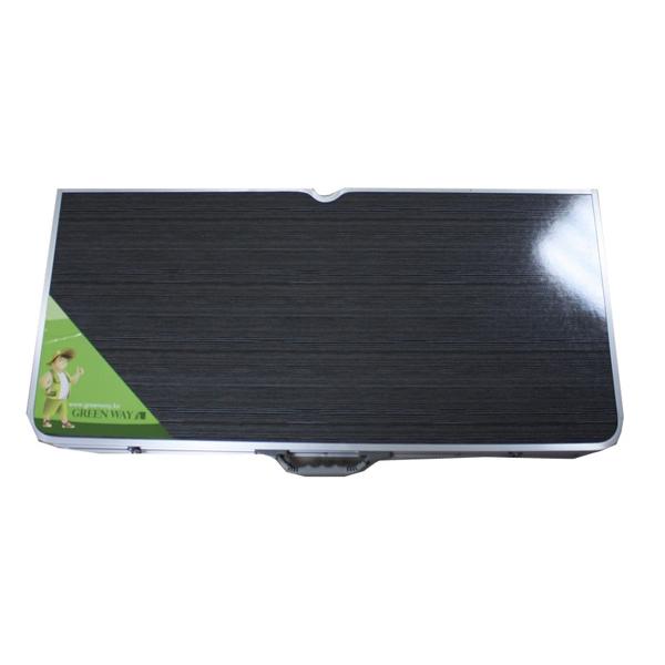 Стол раскладной Green Way +4 табурета (8833В -4)