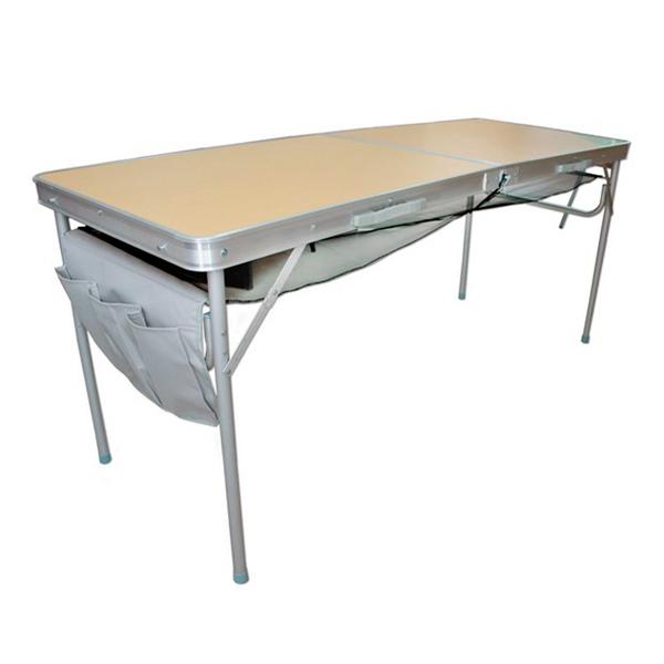 Стол раскладной Green Way с загрузочными сетками (8813С)