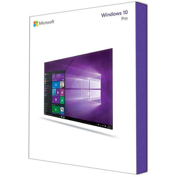Microsoft Windows 10 Pro  32/64-bit Russian Kazakhstan Only USB