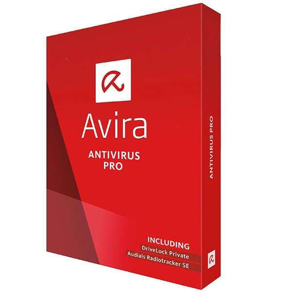 Электронный ключ Avira Antivirus Pro на 12 мес - на 9 ПК (Windows)