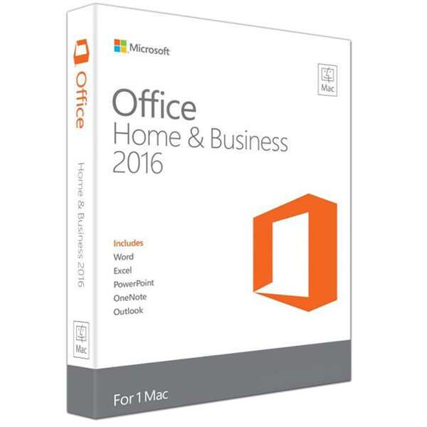 Microsoft Office Home and Business, 1 (os x), ESD Office 2016 Home and Business (iOS)