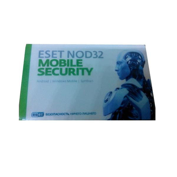 Антивирус ESET NOD32 Mobile Security для Android