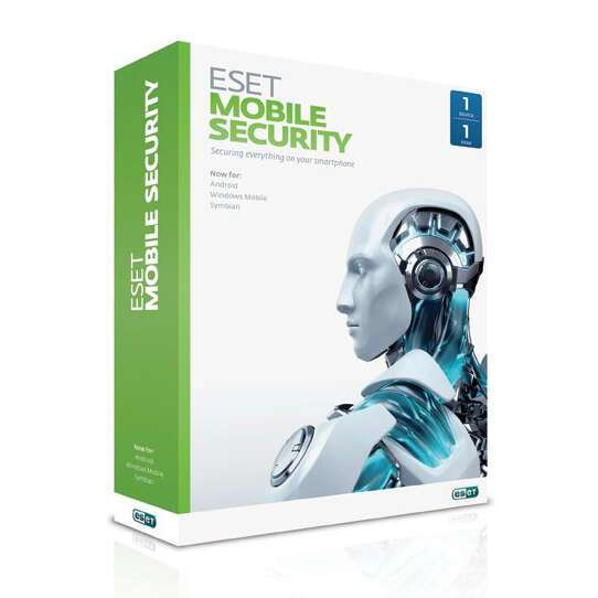 Антивирус ESET NOD32 Mobile Security для Android