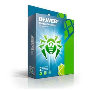 Антивирус Dr.Web Mobile Security на 2 пользователя, 24 мес.