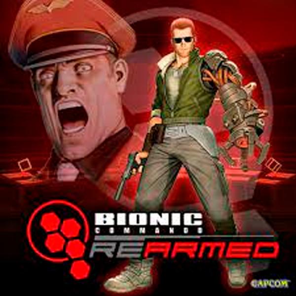 Игра Bionic Commando Rearmed (эл.ключ Steam)