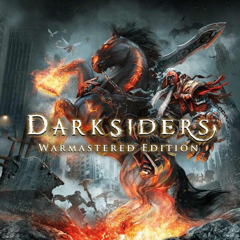 Игра ПК Darksiders Warmastered Edition (Steam)