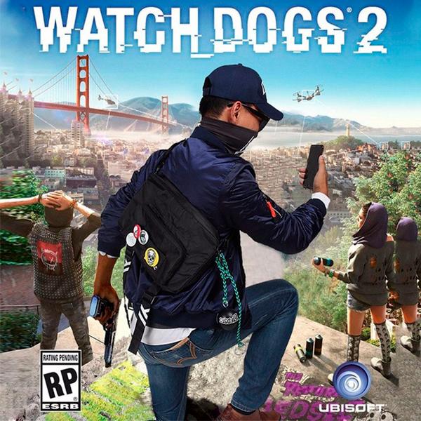 Игра Watch Dogs 2 (эл.ключ Ubisoft Store)