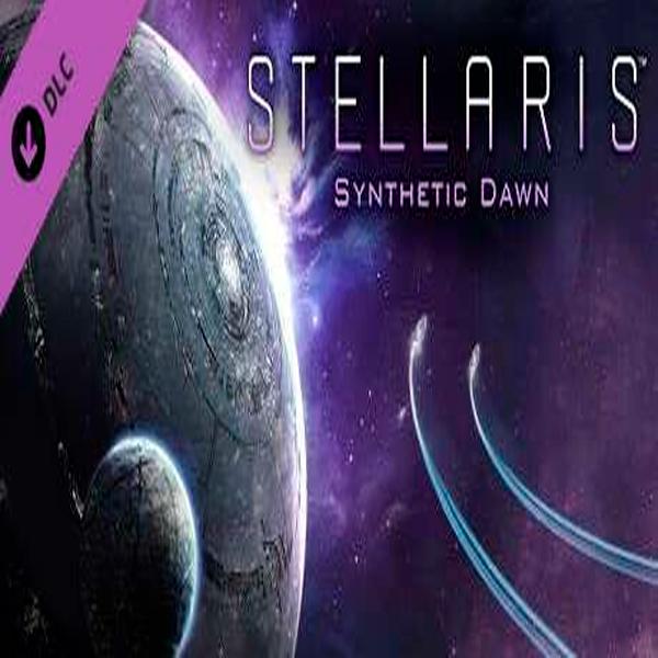 DLC для Stellaris Synthetic Dawn (эл.ключ Steam)