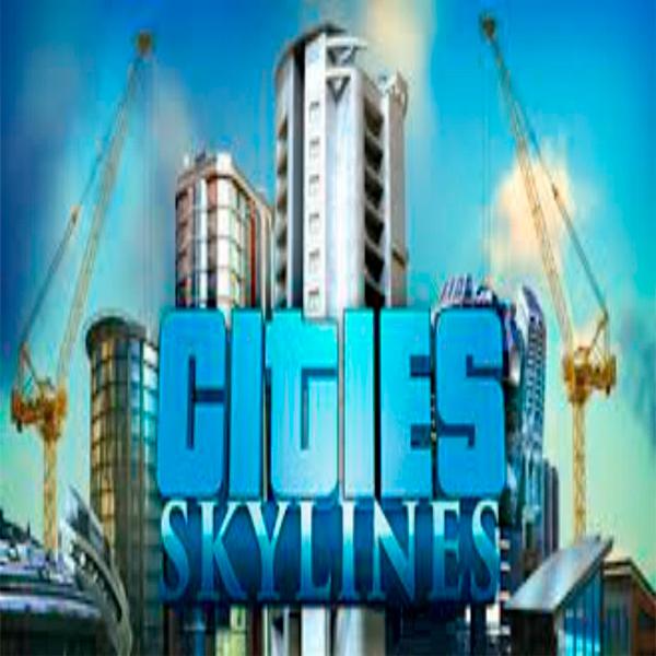 Игра Cities Skylines (эл.ключ Steam)
