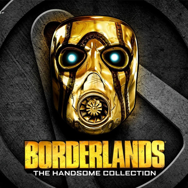 Игра Borderlands The Handsome Collection (эл.ключ Steam)