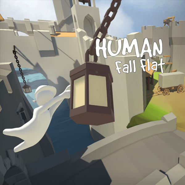 Human Fall Flat, Steam