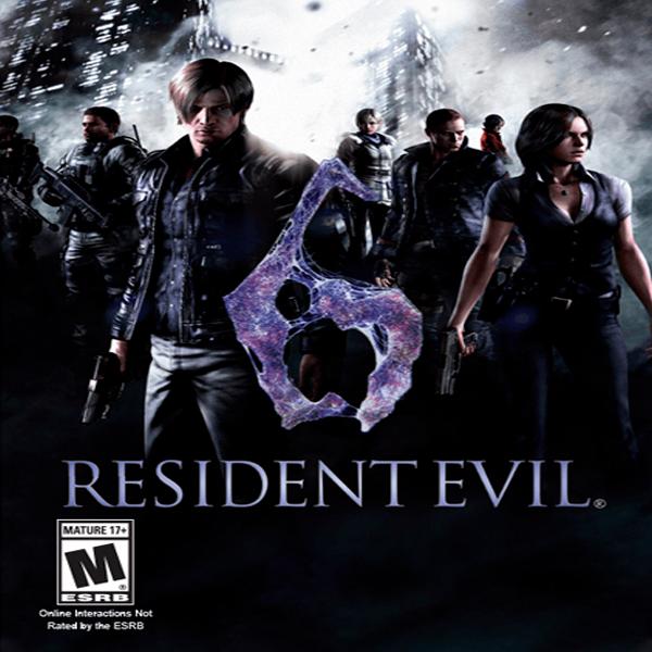 Игра Resident Evil 6 (эл.ключ Steam)