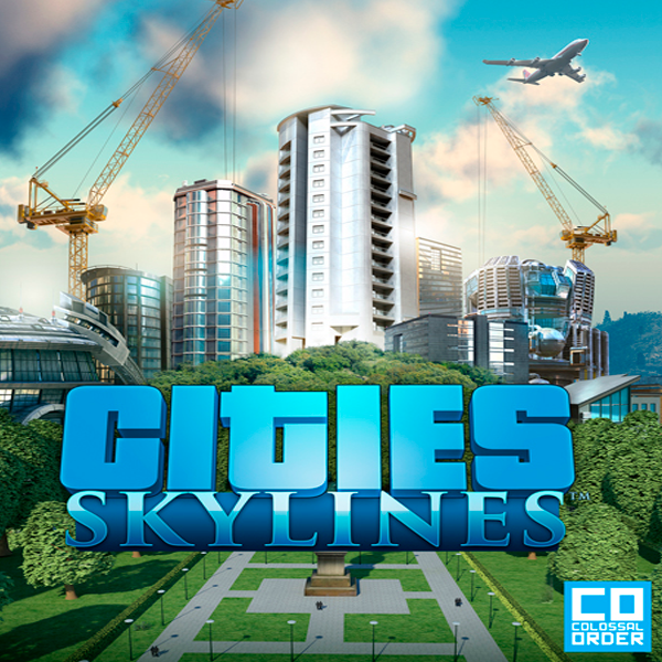 Игра Cities Skylines (эл.ключ Steam)
