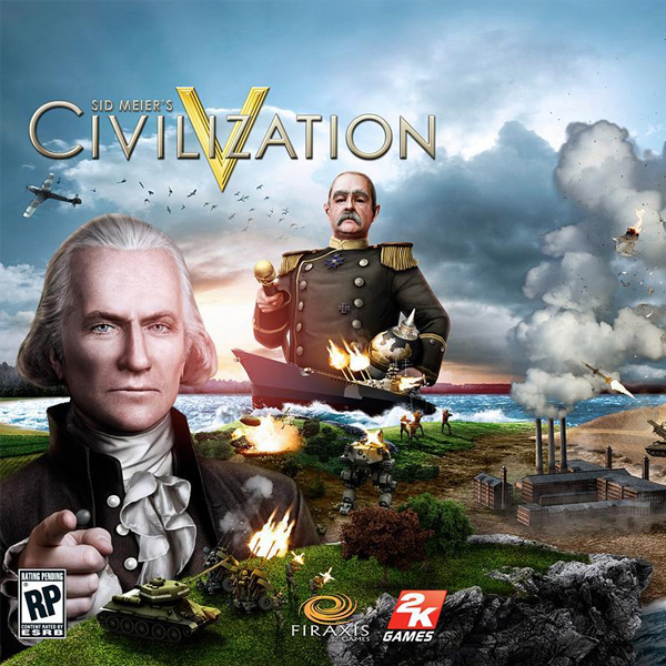Игра Sid Meier's Civilization V The Complete Edition (эл.ключ Steam)