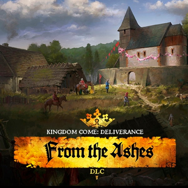 Игра Kingdom Come Deliverance – From the Ashes (эл.ключ Steam)