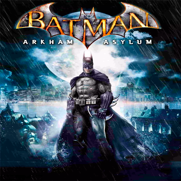 ИграBatman Arkham Asylum - Game of the Year Edition (эл.ключ Steam)