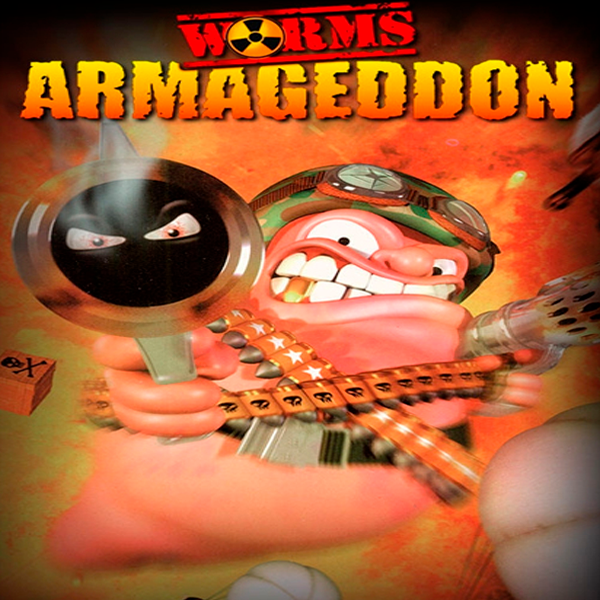 Игра Worms Armageddon (эл.ключ Steam)
