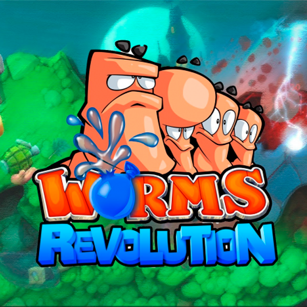 Игра Worms Revolution (эл.ключ Steam)