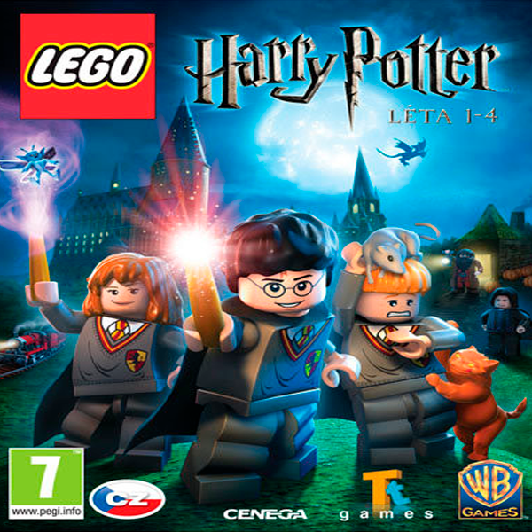 Игра Lego Harry Potter Years 1-4 (эл.ключ Steam)