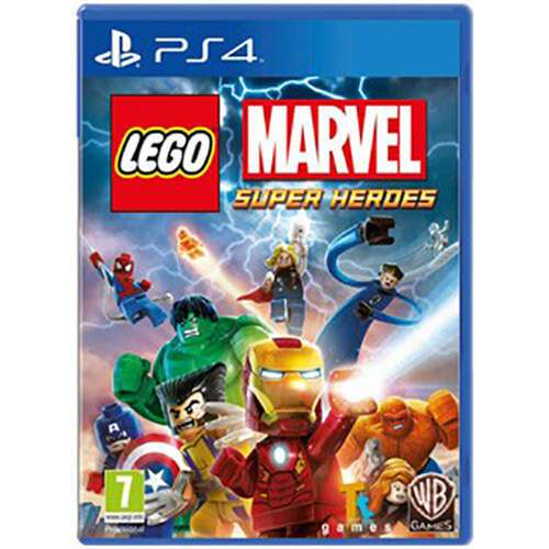 Игра для PS4 LEGO Marvel Super Heroes