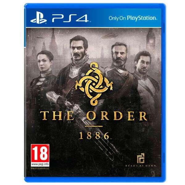 Игра PS4 The Order 1886 (Орден 1886)