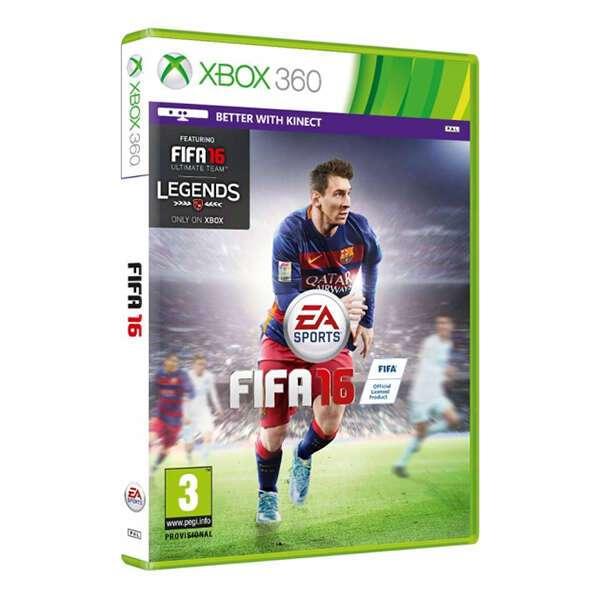 Игра для  XBox360 FIFA 16