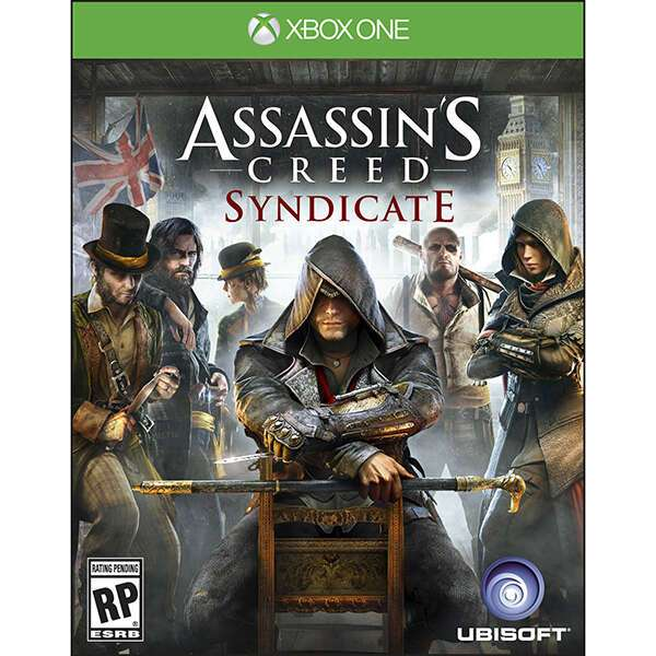 Игра X-Box One Assassin's Creed Syndicate