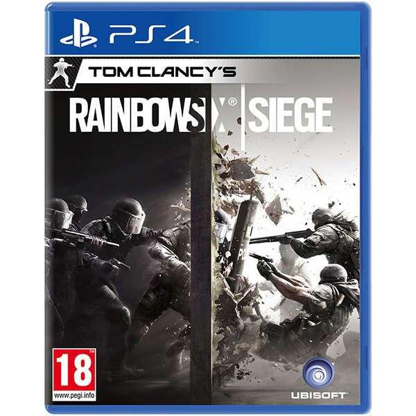 Игра для PS4 Tom Clancy's Rainbow Six Осада