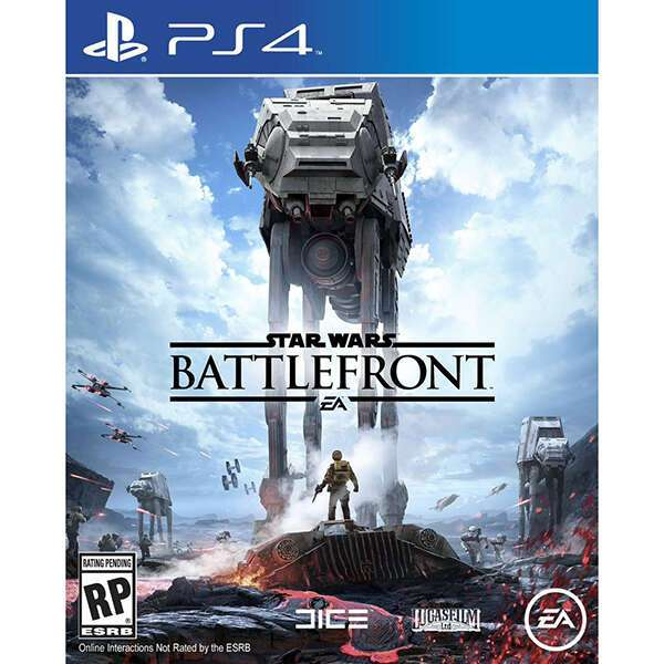 Игра для PS4 STAR WARS BATTLEFRONT PS4
