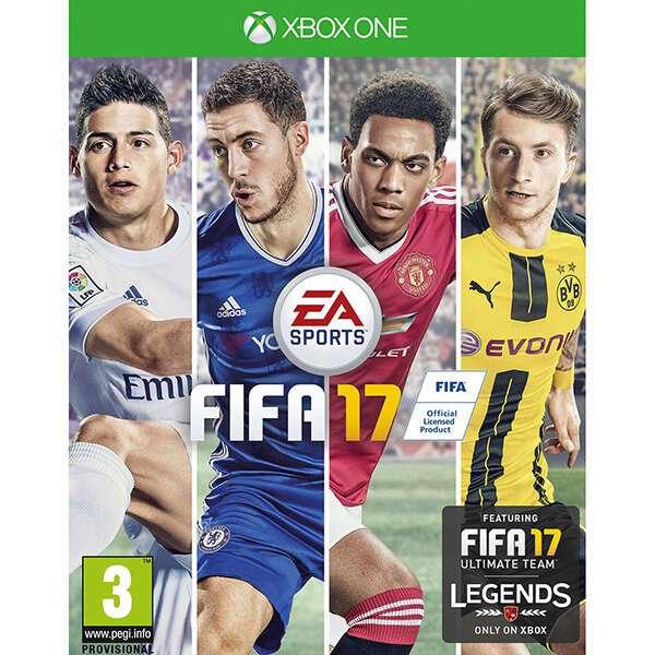 Игра X-BOX ONE FIFA 17 (RUS) Xbox one