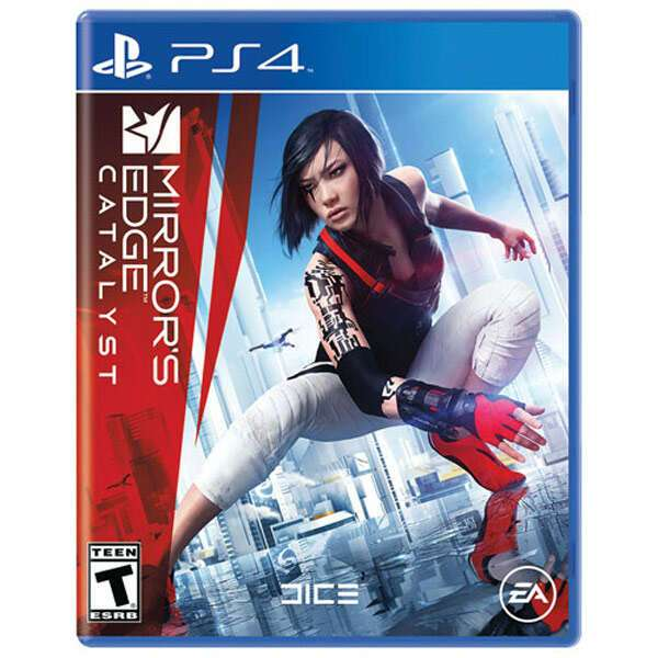 Игра для консоли PS4 Mirror's Edge Catalyst