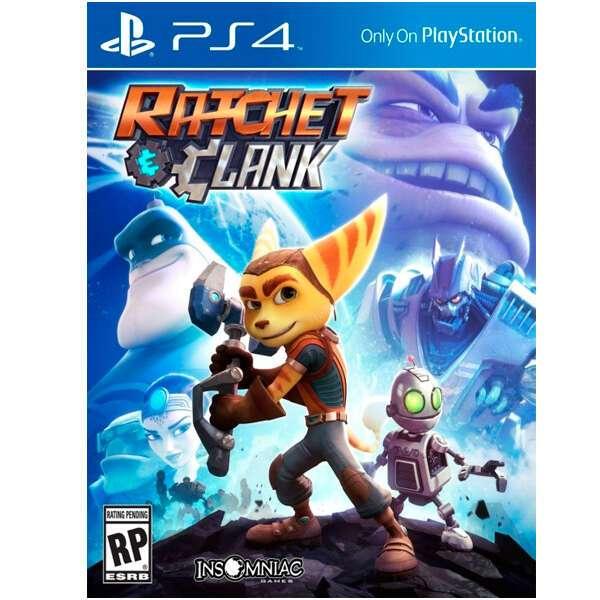 Игра для консоли PS4 Ratchet & Clank