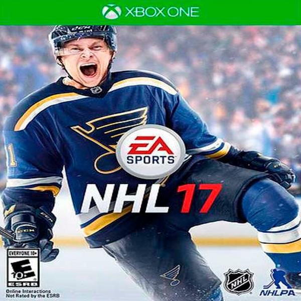 Игра X-Box One NHL 17