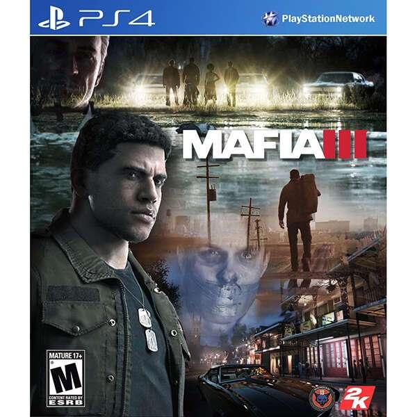 Mafia III PS4 Игра PS4